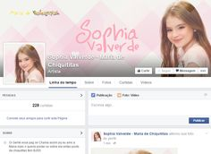 Sophia Valverde - Maria de Chiquititas