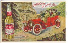 Conrad Seipp Brewing Co. Postcard