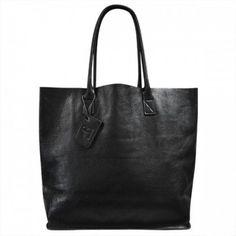 ADDISON ROAD Birchgrove Leather Tote Bag Black Addison Road, Black Leather Tote Bag, Travel Luggage, Wallets, Handbags, Totes, Purses, Purse, Hand Bags