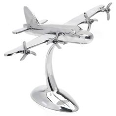 Aluminum Airplane from Z Gallerie