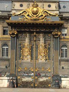 Palais du Justice #france #paris #travel #architecture