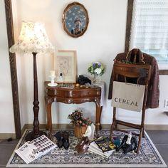 Cafe Interior, Interior Design Living Room, Cafe Design, House Design, Vintage Room, Aesthetic Rooms, New Room, Decoration, Bedroom Decor