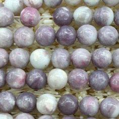 Lilac Jasper sustains and supports through times of stress, and brings tranquility and wholeness. It provides protection and absorbs negative energy. It balances yin and yang. It encourages honesty with one's self.   Lilac Jasper brings courage to assertively tackle problems. It aids quick-thinking and promotes organization. It helps to stimulate the imagination and transforms ideas into action. . It supports during prolonged illness and re-energizes the body