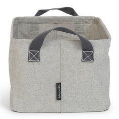 Buy Brabantia Foldable Laundry Basket, 35L Online at johnlewis.com