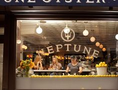 neptune oyster bar, boston