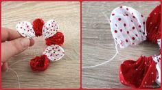 KINDERleicht und schön   Nähen mit Cherrygrön: Blütenzauber: Stoffblumen