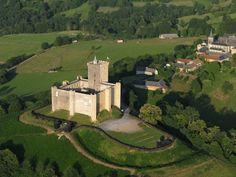 Château de Mauvezin ~ Gers ~ Hautes-Pyrénées ~ France