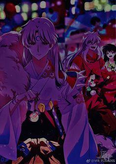 Me Me Me Anime, Anime Guys, Manga Anime, Anime Art, Inuyasha And Sesshomaru, Kagome And Inuyasha, Miroku, Kagome Higurashi, Young Fox