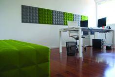Images | BuzziSpace #panneaux acoustiques design