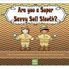 Great hands-on activities for teaching the different types of soils. This activity includes: Detailed directions Three hands-on activities  Two wor...