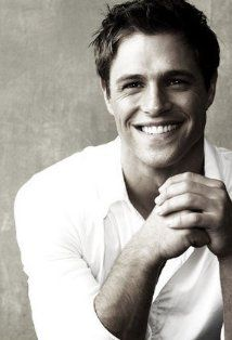 his smile #drooling  Sam Page