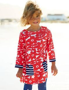 Jersey Printed Tunic