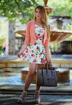 Vestidos de moda | Outfit de temporada 2015