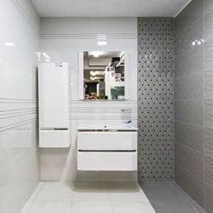 Tubądzin Abisso z kolekcją mebli Oristo Diamond - zdjęcie od BLU salon łazienek Bydgoszcz Home Appliances, House Design, Bathroom Interior Design, Interior, Home Decor, Home Deco, Bathroom, Bathroom Design Small, Interior Design
