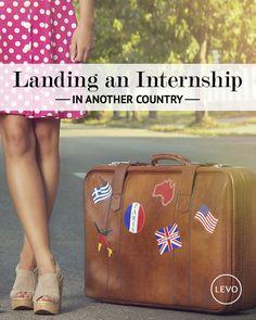 Internships Abroad | #Levo #Intern