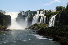 Iguazu Falls by angela7dreams, via Flickr >> I WAS THERE, JUST BEAUTIFUL...
