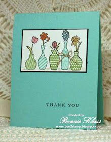Stamping with Klass: Thank You