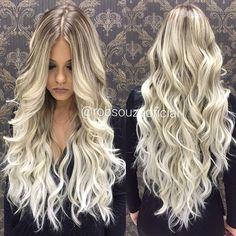 Olhem que maravilhoso esse cabelo feito pelo @robsouzaoficial ❤️ incrível né meninas? Vale a pena conferir @robsouzaoficial @robsouzaoficial ✨