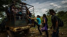 Obama administration is considering whether to allow hundreds of minors and young adults from Honduras into the United States without making the dangerous trek through Mexico,