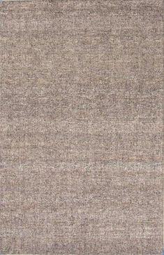 Jaipur Rugs RUG113043 Hand-Tufted Durable Wool Taupe/Ivory Area Rug ( 8x10 )