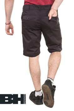 Shorts Contrast, black