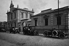 """Desinfectório Central – Localizado no número 100 da Rua Tenente Pena, o belo edifício fica numa área um tanto quanto """"escondida"""" do bairro, logo após o término da Rua José Paulino. Inaugurado em 1893"""