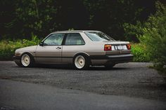 MKII VW Jetta Coupe