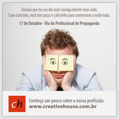 17 de Outubro - Dia do Profissional de Propaganda