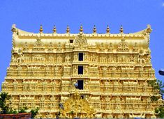India, a land of diverse culture witnesses the rise of temples. Check out 16 most revered and rich #TemplesOfIndia.