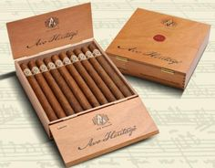 AVO Heritage Lancero (7 x 36) is a cigar for those who demand a complex, fuller-bodied experience from tobaccos of the highest caliber