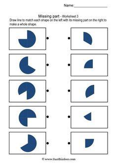Free Grade Shapes Worksheets Pictures - Grade Math Worksheet For Kids - Math Worksheet for Kids Library Activities, Preschool Learning Activities, Home Learning, Kindergarten Math, Toddler Activities, Preschool Activities, Teaching Kids, Visual Perceptual Activities, Kids Math Worksheets
