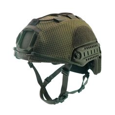Agilite Mohawk AIR - OPS Core FAST Ballistic Helmet Cover: Ranger Green