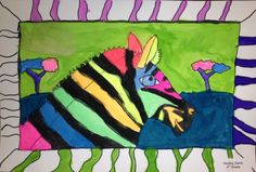 Create Art with ME - Fauvism Art Project