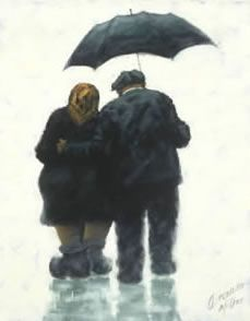 Mam & Dad (Canvas) by Alexander Millar
