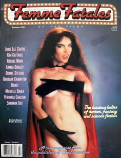 Huge collection of vintage, old, collectible, rage magazines spanning over 100 years with thousands of titles.. News Magazines, Vintage Magazines, Brinke Stevens, Girls And Corpses, Michelle Bauer, Sybil Danning, Rachel Ward, Kim Cattrall, High Fashion Looks