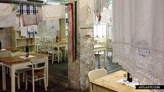 'Lavanderia Vecchia' Italian Restaurant In Berlin | Afflante.com