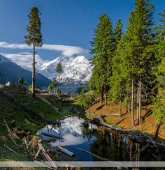So fantastic photography of beautiful view of Nanga Parbat peak Karakoram mountains range Hunza valley Gilgit Baltistan Pakistan Pakistan Zindabad, Pakistan Travel, Karakoram Highway, Nanga Parbat, Hunza Valley, Gilgit Baltistan, Scenery Pictures, Tourist Sites, Nature Photos