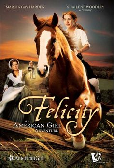 Felicity: An American Girl Adventure (2005) this was one of my fav movies growing up!