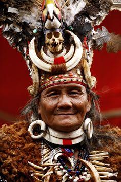 Dayak Tribe by Jim Rock on 500px
