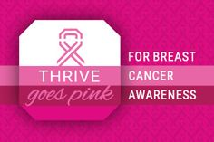 Get you breast cancer awareness DFT patches today, Le-Vel will donate $5.00 for every odder to the campaign to find a cure! Thrive and help others survive! www.Green10.le-vel.com