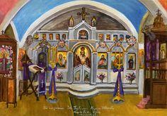 Πώπ Μαρία-Στο εκκλησάκι της Πέρδικας, 1980