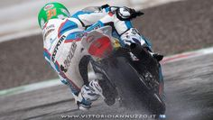 Vittorio Iannuzzo - Team Grillini Dentalmatic SBK - BMW S1000 RR - Superbike 2013 - Italia Monza