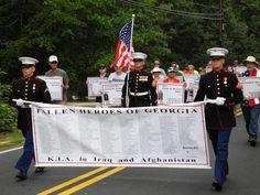 Photo taken on Memorial Day in Dacula, GA