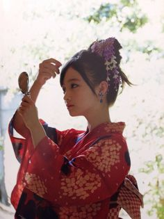 I 💗 Japanese Girls / saved to Kanna Hashimoto 🇯🇵 Cute Japanese, Japanese Beauty, Japanese Kimono, Asian Beauty, Beautiful Japanese Girl, Traditional Fashion, Traditional Outfits, Geisha, Samurai