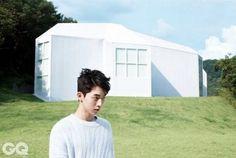 Nam Joo Hyuk - GQ Magazine September Issue '15