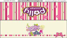 Imprimibles de Polly Pocket 8.