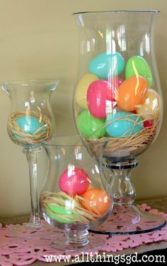 Easy Easter Décor Idea