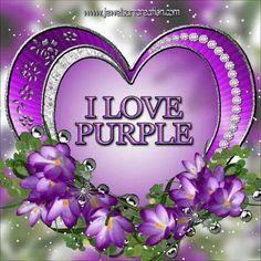 My mom's favorite color. Purple Rain, Purple Love, All Things Purple, Purple Hues, Shades Of Purple, Deep Purple, Purple Flowers, Pink Purple, Purple Stuff
