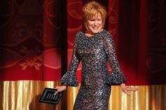 While accepting her Tony for Best Lead Actress in a Musical, the always-spunky Bette Midler had a lot to say -- and made sure it all was heard.