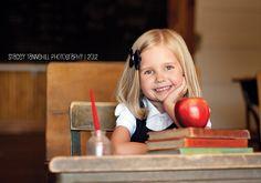 Vintage Back to School photo shoot!  #backtoschool #photography #vintage #backtoschoolphotography